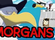 One Piece: Liệu sức mạnh của Kaido có bị Morgans thêu dệt giống như cách hắn ca tụng Luffy là Ngũ Hoàng?