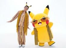 """Bộ đôi """"Ppap"""" và Pikachu màu """"vàng chóe"""" kết hợp cùng nhau ra bài hát mới"""