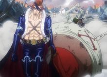 One Piece chapter 990: Lộ hình ảnh phác thảo X-Drake đang bị Who Who truy đuổi?