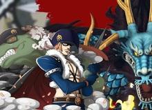 """One Piece: X- Drake và 4 kẻ """"hai mang"""" có xuất thân từ Hải Tặc nhưng giờ lại đứng trong hàng ngũ Hải Quân"""