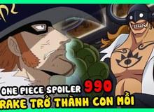 Spoiler One Piece Chapter 990: Hỗn chiến điên cuồng, X-Drake muốn hợp tác cùng Luffy để thoát chết