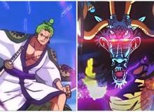 """One Piece: Không cho đối đầu trực diện với Kaido, vậy thánh Oda """"buff"""" cho Zoro thanh Enma thì có nghĩa lý gì?"""