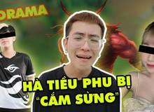 Chúc mừng năm mới, Hà Tiều Phu vẫn 'dằn mặt' anti fan khi nhắc về phốt cắm sừng: Có ý thức đi nào!