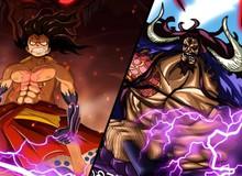 One Piece: Điểm qua 1 số cách sẽ giúp Luffy có cơ hội đánh bại được Kaido