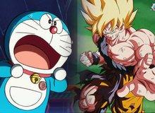 """Đây là lý do nước Mỹ """"chuộng"""" Dragon Ball hơn Doraemon, lỗi tại Nobita quá ỷ lại vào Mèo Ú"""