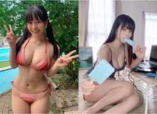 Hot girl 18+ Nhật Bản khoe mô hình đồ chơi đầy đam mê, thế nhưng dân mạng chú ý nhờ chi tiết này