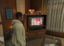 Game thủ phát hiện ra đoạn phim hoạt hình cực hay trong GTA 5, đứng xem cả buổi không biết chán