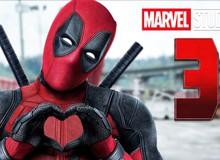 """Gã quái nhân siêu bựa Deadpool """"gia nhập"""" hội Avengers trong phần 3, đây vẫn là bộ phim được gắn nhãn R"""