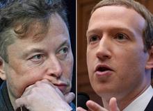 Mối thâm thù giữa Elon Musk và Mark Zuckerberg: 'Ghét' tới mức thẳng tay xóa trang Facebook của SpaceX, Tesla, gọi nhau là 'vô trách nhiệm'