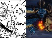 Spoil One Piece full chap 1001: Luffy ăn một gậy của của Kaido nhưng không ngất, Tứ Hoàng tuyên bố sẽ giết cả 5 Siêu Tân Tinh