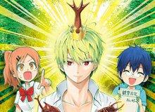 """Đừng bị đánh lừa bởi cái mác """"hài nhảm"""", 5 bộ manga mới toanh sau đây sẽ khiến bạn hài lòng"""