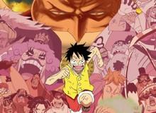 """Top 7 trận đại chiến lớn nhất trong One Piece, """"trận chiến cuối cùng"""" đã được nhắc đến bởi huyền thoại Râu Trắng"""