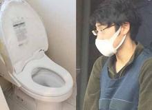 """Tên trộm """"bẩn"""" nhất Nhật Bản: Chỉ đi ăn trộm bồn cầu, lấy gần 20 chiếc mới bị bắt"""
