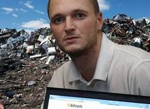 Lỡ tay vứt ổ cứng chứa 7500 Bitcoin, anh kỹ sư quyết chi 72 triệu USD để xới tung bãi rác tìm 'kho báu'