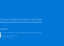 Cách đánh sập máy tính Windows 10 chỉ bằng một câu lệnh