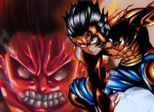 One Piece 2021: Làm cách nào để Siêu Tân Tinh có thể đánh bại cùng một lúc 2 Tứ Hoàng?