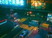 Ngắm nhìn thành phố Night City tuyệt đẹp của Cyberpunk 2077 từ trên cao