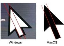 Vì sao con trỏ chuột lại bị thiết kế lệch trên Windows 10?