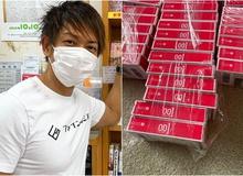 """Ken Shimizu khiến fan sốc nặng khi chia sẻ số hộp """"áo mưa"""" cần dùng cho công việc, tuyên bố cực thẳng thắn về vấn đề nhạy cảm"""