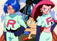 """Nếu có hơn 1 đội Rocket tồn tại trong thế giới Pokemon, họ sẽ là những bộ ba """"tấu hài"""" cực mạnh?"""
