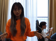 """Minh Nghi quay vlog khoe nhà mới nhưng để lọt """"cục cưng"""" vào khung hình, fan rần rần đòi anh chị lập """"mái ấm gia đình"""""""