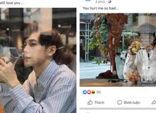 """Hưởng ứng Sơn Tùng M-TP, """"người tình tin đồn"""" của ViruSs cũng đu-trend đổi ảnh avatar sếp Tùng"""