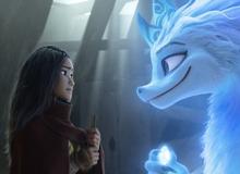 Raya Và Rồng Thần Cuối Cùng tung trailer và hình ảnh về nàng công chúa Đông Nam Á đầu tiên của Disney