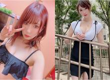 """Chụp hình chung với Yui Hatano, mỹ nhân 18+ bị cha mẹ hỏi: """"Con đồng tính à?"""""""