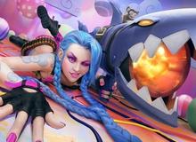 LMHT: Riot Games công bố đợt nâng cấp sức mạnh lớn cho Jinx ngay tại bản 11.3 tới