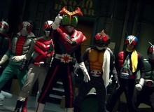 Kamen Rider và chặng đường 50 năm của những người anh hùng đại diện cho chính nghĩa
