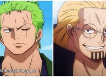 One Piece: 5 điểm tương đồng giữa Zoro và Silvers Rayleigh, là sự trùng hợp hay cố ý của Oda?