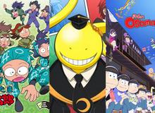 Những bộ anime hài hước để bạn xem giải trí cuối tuần (P.1)