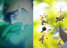 10 biến thể Rasengan mạnh nhất trong Naruto và Boruto, màn kết hợp của cha con ngài đệ thất chỉ đứng số 5
