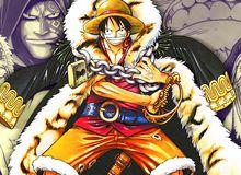 One Piece: Ý chí của những người mang dòng chữ D và bí ẩn về sự khởi đầu của Luffy