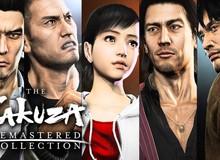 Bộ 3 Yakuza đồng loạt bước chân lên PC, game chơi Tết là đây chứ đâu