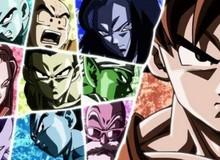 Dragon Ball Super: Xếp hạng sức mạnh của 10 vũ trụ, không đâu qua được vũ trụ của nhân vật chính