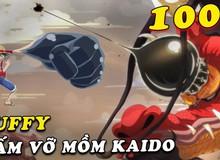 One Piece: Trạng thái sức mạnh mới của Luffy bá cỡ nào mà có thể đấm bay Tứ Hoàng Kaido?
