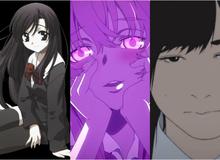 Loạt những cô bạn gái tệ hại và đáng sợ nhất trong thế giới anime