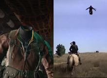 Những glitch khiến người chơi 'hết hồn' trong các tựa game không phải kinh dị