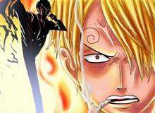 """One Piece: Không chỉ sở hữu cú đá thần sầu, """"thánh mê gái"""" Sanji còn có khả năng sử dụng kiếm siêu đỉnh"""