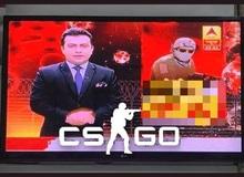 Một kênh truyền hình bị phản ứng dữ dội khi lấy nhân vật CS:GO để mô tả về tội phạm sát nhân