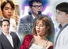 """Top 5 nhân vật """"thống trị"""" hạng mục Game thủ/ streamer WeChoice Awards 2020: Họ là ai?"""