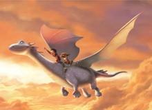 Lý do khiến Dragon Rider xứng đáng là bộ phim hoạt hình phiêu lưu đáng xem dịp đầu năm mới