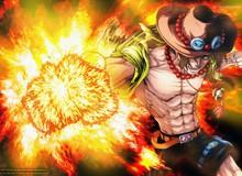 """One Piece Ace's Story chap 2: Cuộc chiến giữa """"tấm chiếu mới"""" Ace và Tứ Hoàng Râu Trắng"""