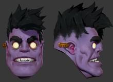 """LMHT - Riot Games hé lộ những hình ảnh mới nhất về Dr. Mundo phiên bản làm lại: """"Cái lưỡi"""" trứ danh đã bay màu"""