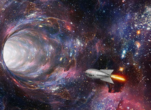 Các nhà khoa học tin rằng lỗ đen 'quái vật' chính là lỗ sâu giúp con người xuyên qua không gian và thời gian