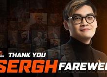 HLV Sergh bất ngờ chia tay Team Flash, viễn cảnh nào cho nhà cựu vô địch trước thềm VCS Mùa Đông 2021