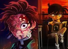 Vượt qua Thám Tử Lừng Danh Conan, Kimetsu No Yaiba: Mugen Train trở thành bộ anime được xem nhiều nhất thế kỷ 21