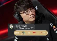 """Fanpage LMHT Việt Nam náo loạn vì bị game thủ khiếu nại: Dự đoán T1 thắng nhưng kết quả lại báo """"Sai"""""""