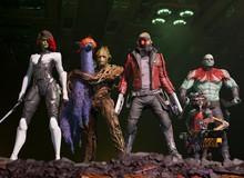 Marvel's Guardians of the Galaxy lộ cấu hình PC, yêu cầu ổ cứng 150 GB